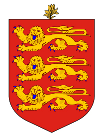 Coat of arms of Guernsey